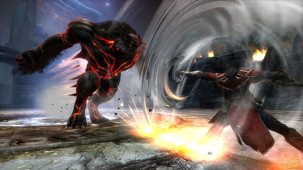 Review Castlevania Lords Of Shadow Savecontinue