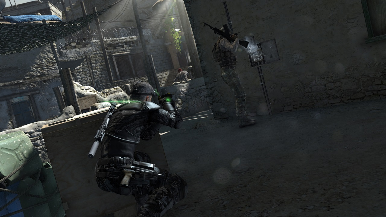 Matchmaking failed splinter cell blacklist