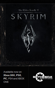Hope you weren't holding your breath for Skyrim on Xbox One