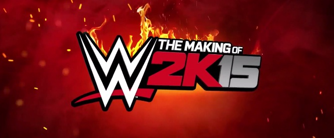 2k Releases Second Part Of The Making Of Wwe 2k15 Video Series