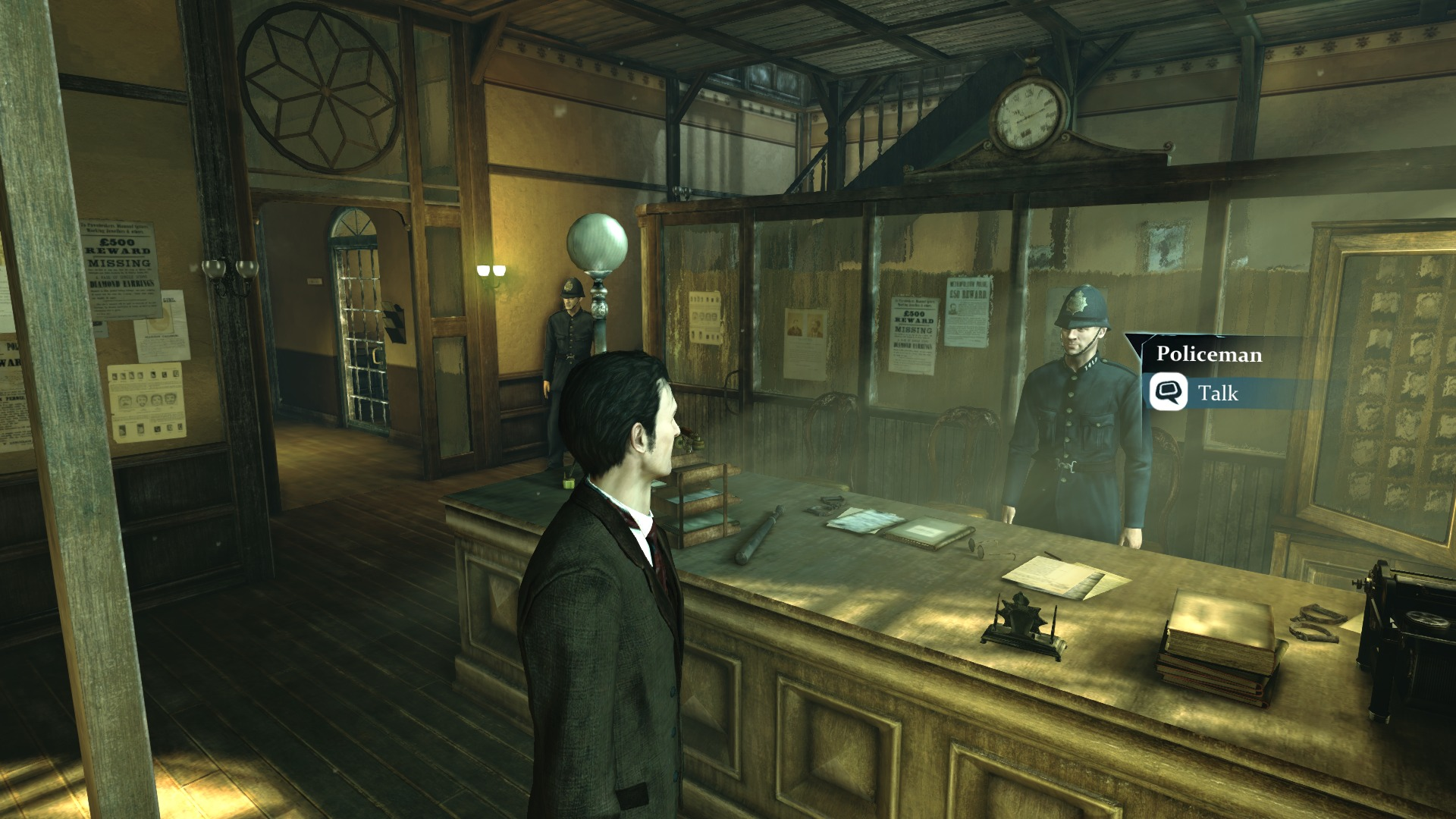 Review: Sherlock Holmes: Crimes and Punishments - Save/Continue