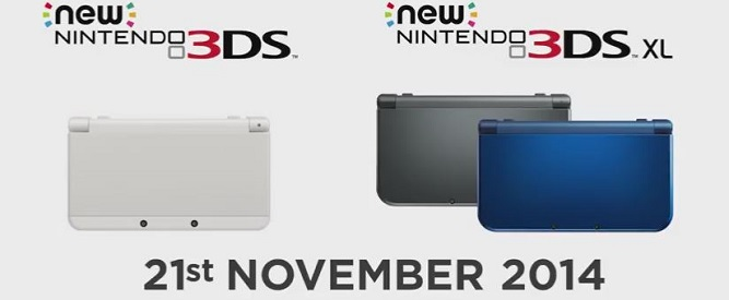 new 3DS release