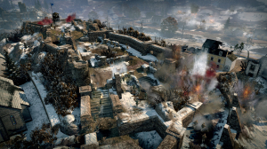 COH2 AA EschSurSure ruinsSiege 1415880462 300x168 - Review: Company of Heroes 2: Ardennes Assault