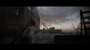 The Order: 1886 is visually staggering.