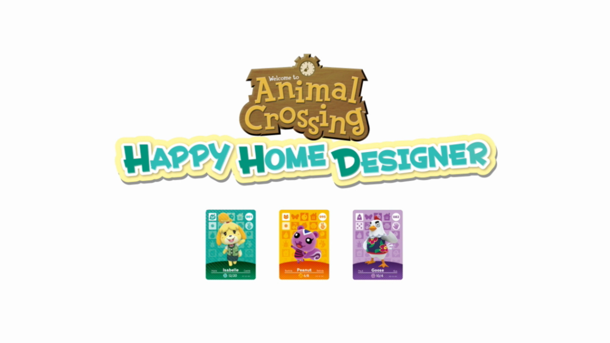 Amiibo cards and nfc reader on their way with animal - Happy home designer amiibo figures ...