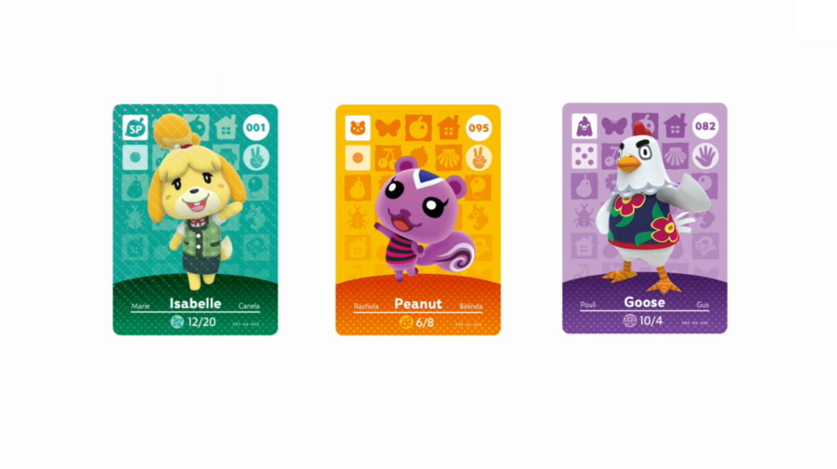 amiibo cards and NFC reader on their way with Animal Crossing: Happy Home Designer