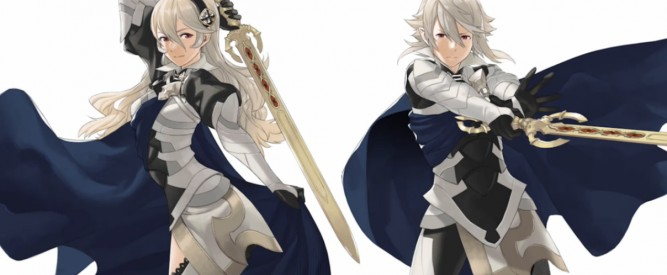 New Fire Emblem Allows You To Play Two Different Stories