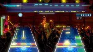 So far, so Rock Band - but refinements make the 4th entry stand out.
