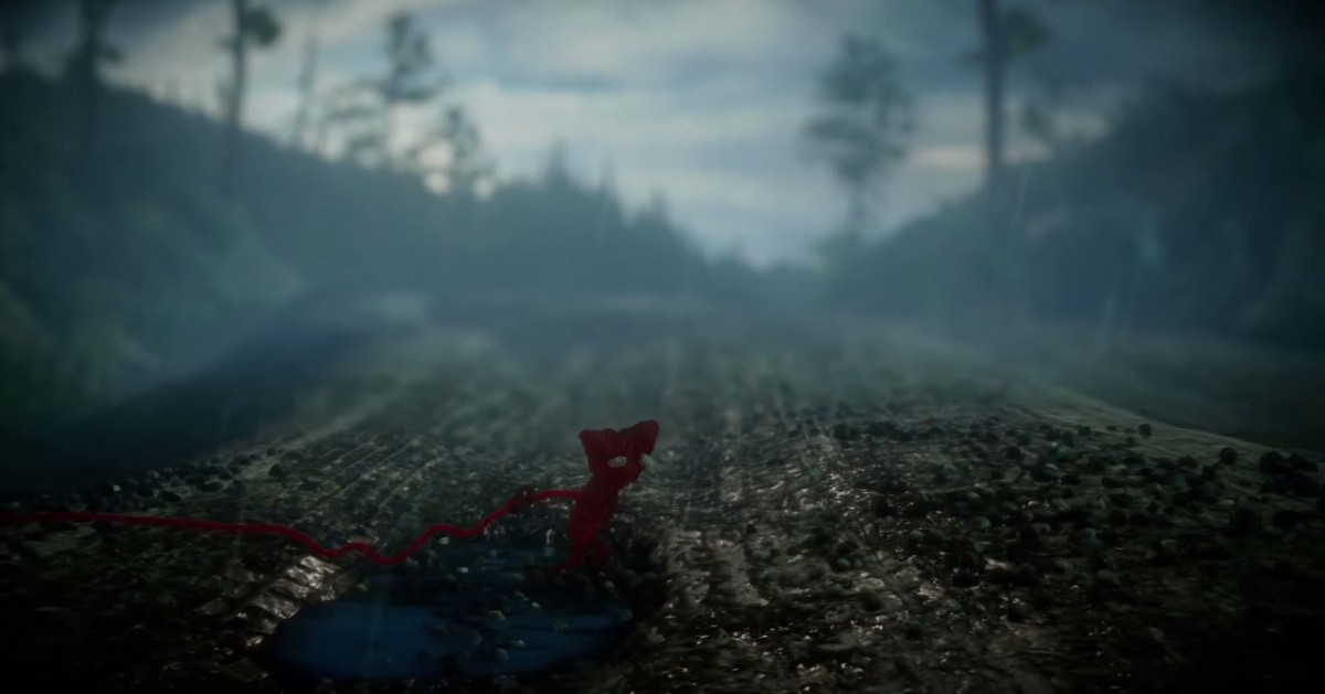 A cold, dark road is no place for a vulnerable Yarny.