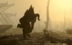 Easy Mode starts players as a sentient Deathclaw