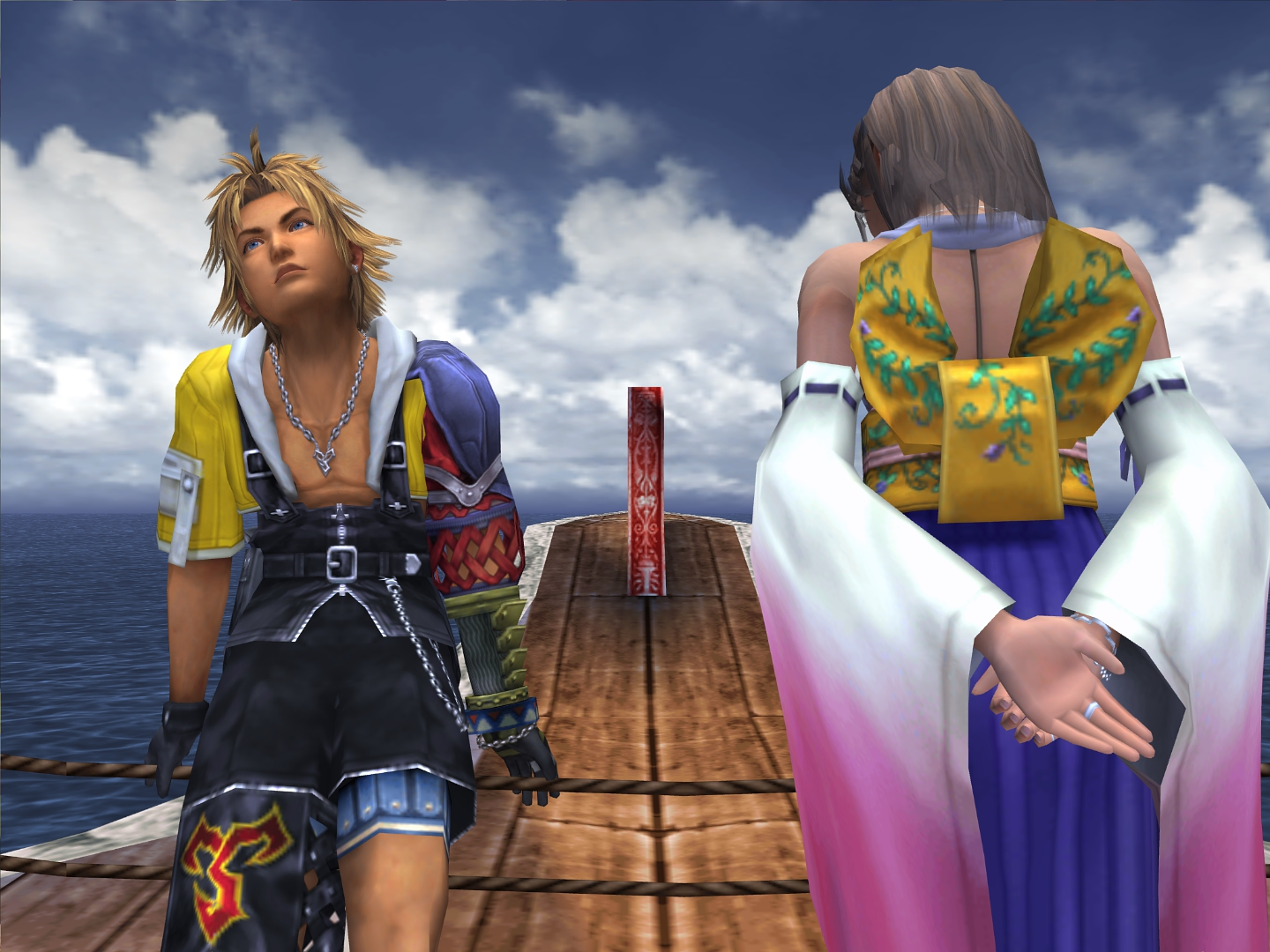tidus and yuna relationship marketing