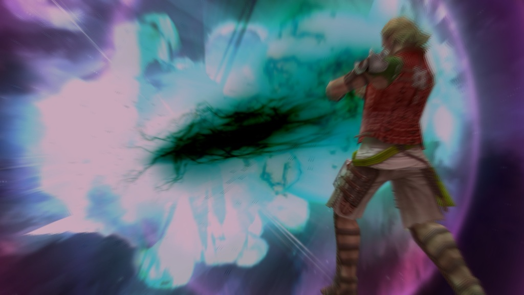 Final Fantasy XII - Quickening - Basch