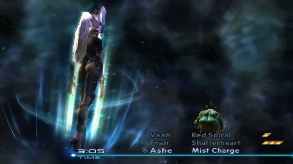 Final Fantasy XII - Quickening - Fran